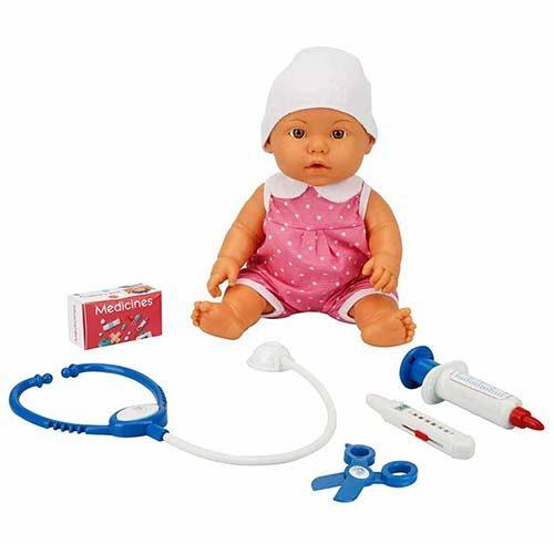 lutka bebe i doktorski set bebelou
