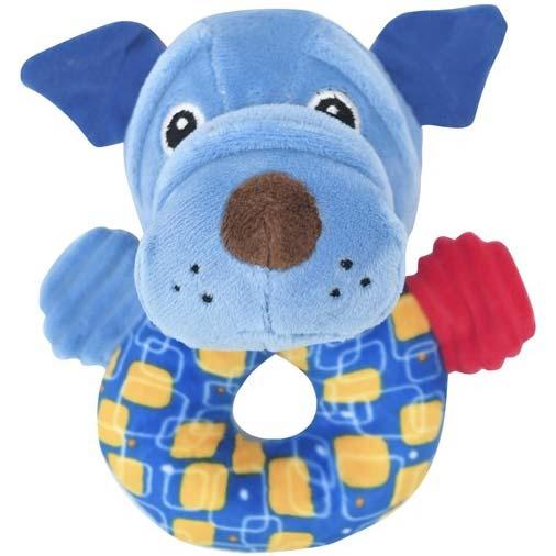 plava zvecka za bebe pas