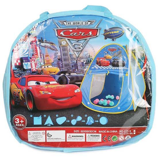 sator za decu sa motivom autuca cars