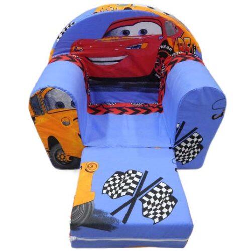 foteljica za decu cars autici