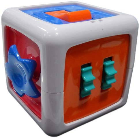 sarena plasticna edukativna kocka za beb small