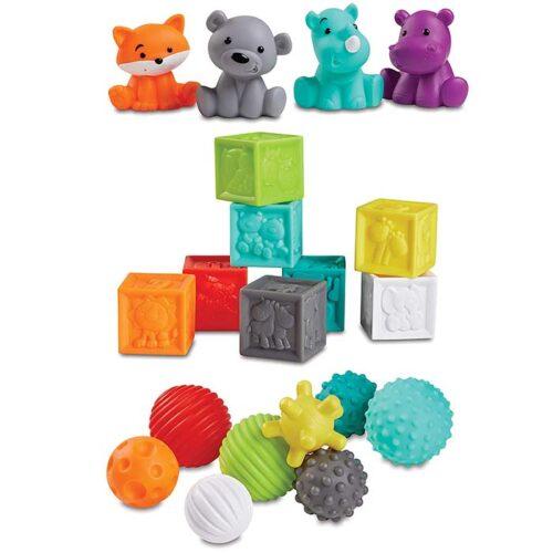 zivotinje kocke i lopte senzori infantino
