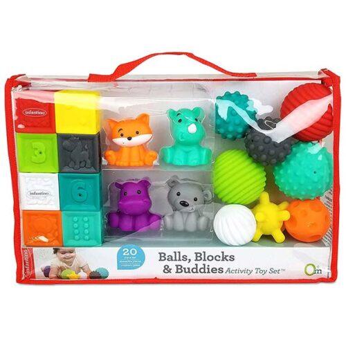 gumene igracke za bebe infantino