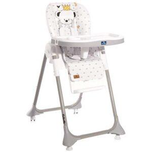 stolica za hranjenje felicita bela