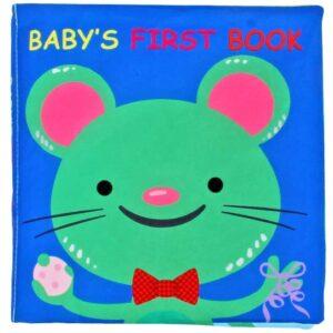 plava knjiga za beb sa misem