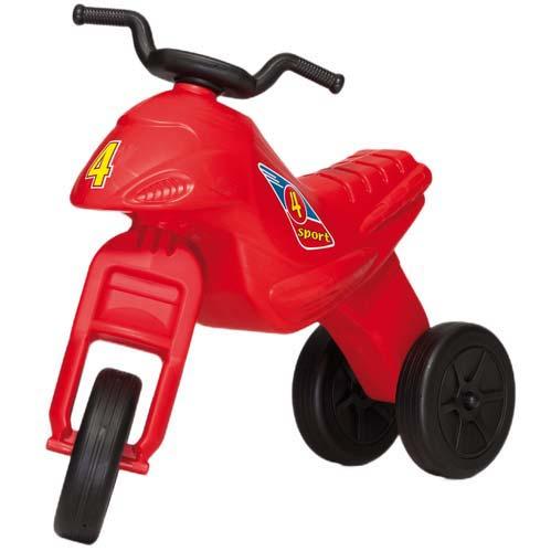 crvena motor guralica za decu 4