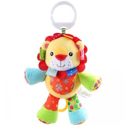 sareni plisani lav samuzikom