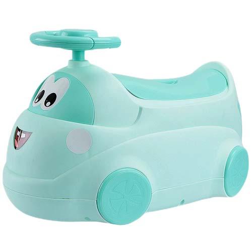 zelena nosa za decu u obliku autica