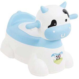 plavo bela nosa u obliku kravice