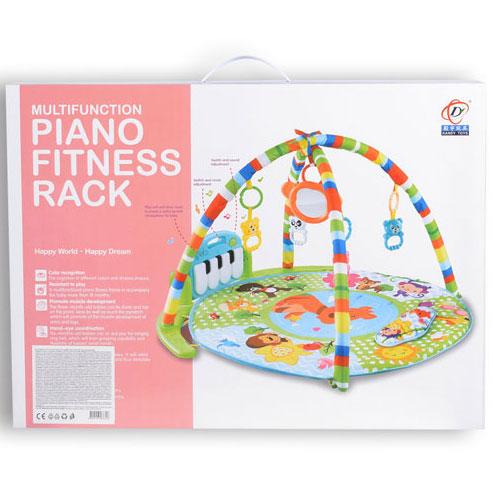 piano i podloga za igru bebe colorful