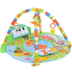 sarena podloga za igru bebe colorful