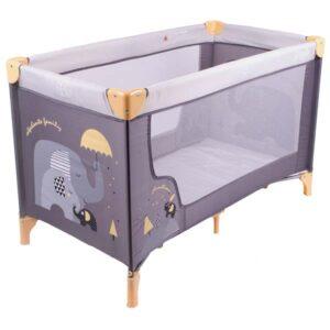 krem prenosivi krevetac za bebe elephant