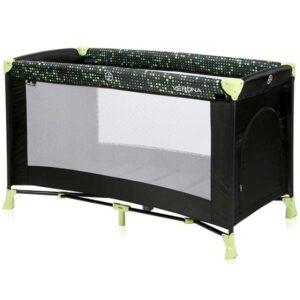 crno zeleni krevetac za bebe veron