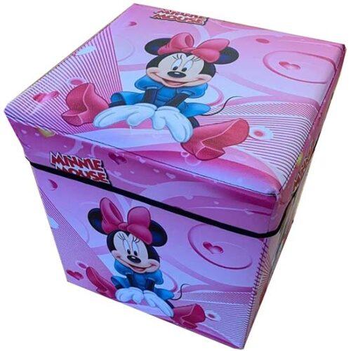 mini maus kutija za igracke tabure