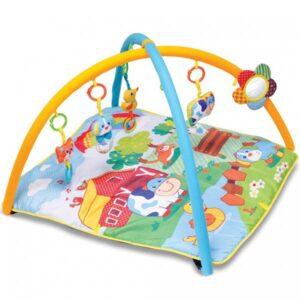 tepih za igru bebe Domace zivotinje