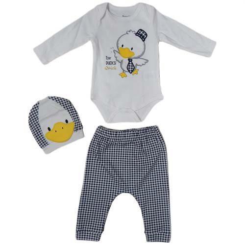 kompletic za bebe patkica