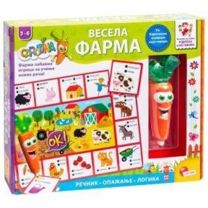 edukativna igracka kviz za decu Lisciani