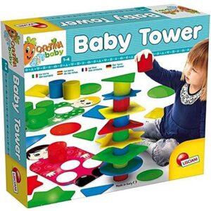 dete se igra sa edukativnom igrackom lisciani