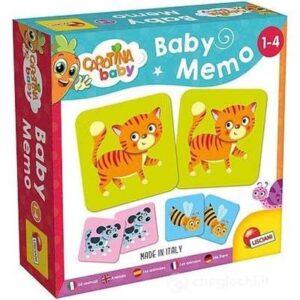 edukativna igracka za bebe memorija lisciani