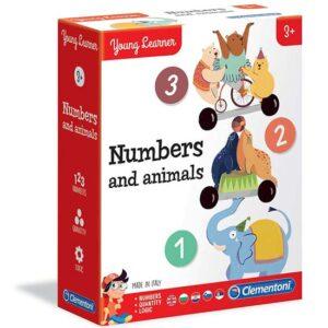 edukativni set brojevi clementoni
