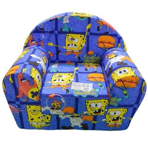 sundjer bob sundjerasta foteljica za decu