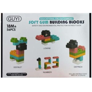 gumene kocke za bebe oblici i brojevi educational