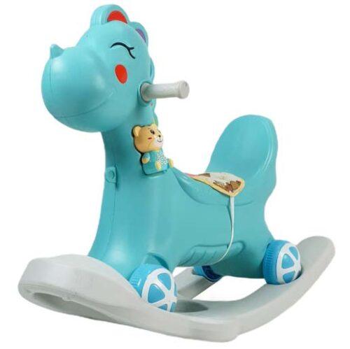 igracka zeleni konj za ljuljanje