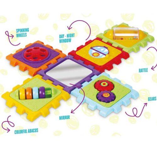edukativna igracka za bebe mgs kocka