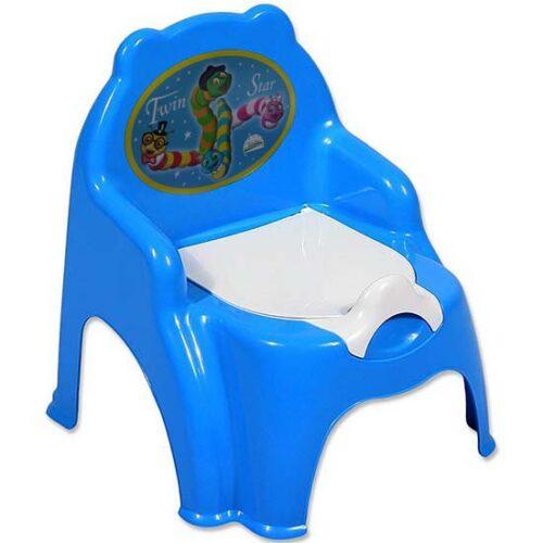 plava nosa stolica za decu dohany