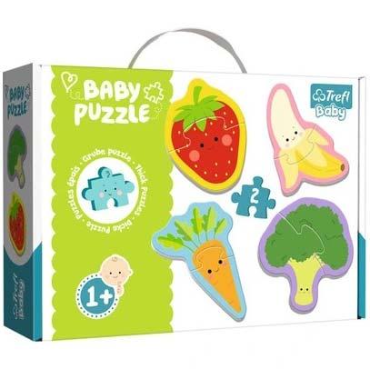 slagalice za bebe voce i povrce