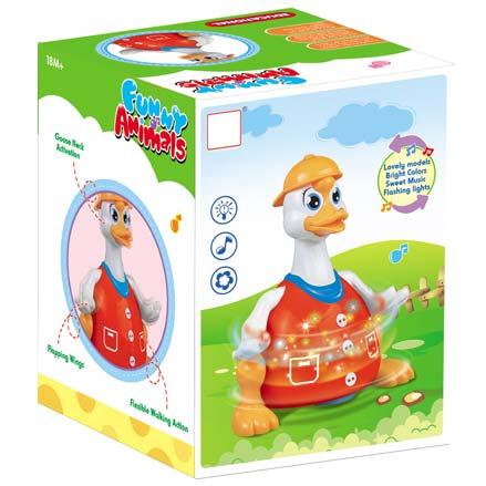 muzicka igracka za decu patka