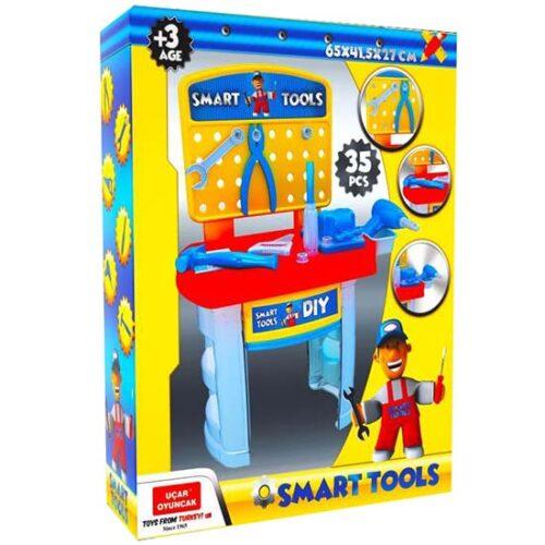 plasticni alat za decu radionica smart tools