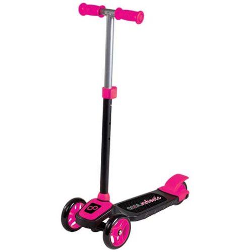 crno roze skuter za decu furkan