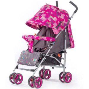 roze kolica za bebe Siena NouNou