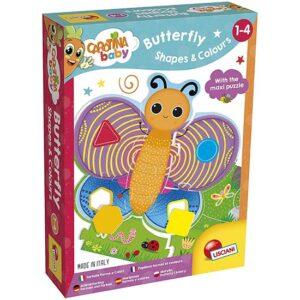 slagalica zadecu lisciani leptir