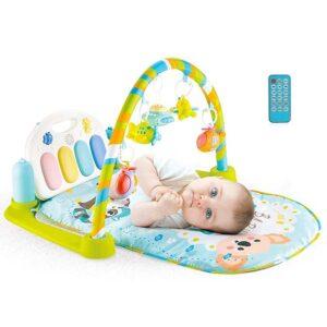 beba se igra u gimnastici happy birth