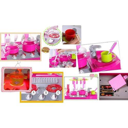 plasticna kuhinja ringle za decu