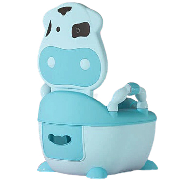 nosa za decu u obliku kravice mu plava