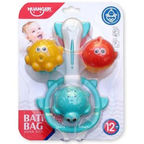 Set za kupanje bebe Tripl 2