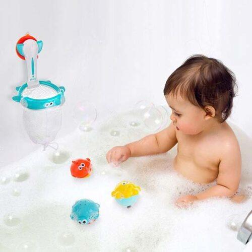 Set za kupanje bebe Tripl 3