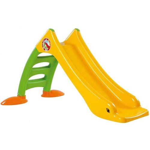 zeleno zuti tobogan za decu duck