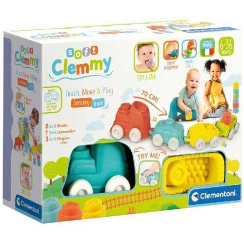 Vozic za bebe Clementoni