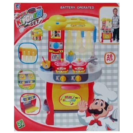 kuhunja za decu u kutiji yellow