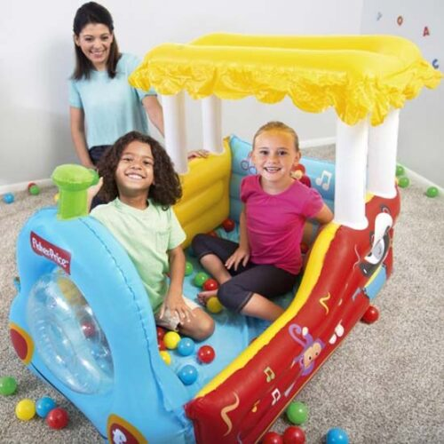 deca se igraju sa igaonicom vozic