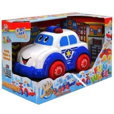 policijski auto za bebe