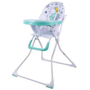 zeleno bela stolica za hanjenje bebe bubble