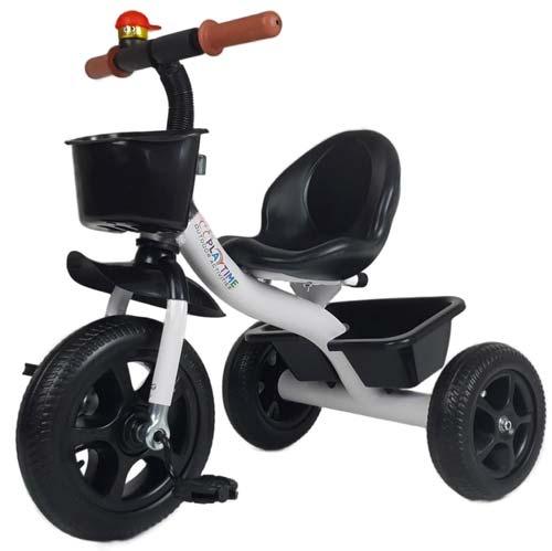 metalni tricikl za decu beast beli