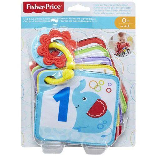 knjiga za bebe fisher price