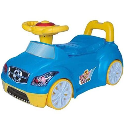 plava nosa auto