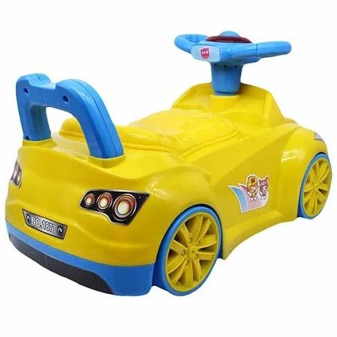 nosa za decu guralica zutu auto